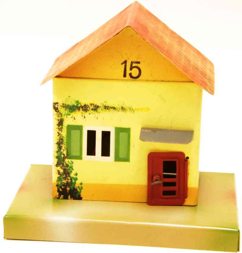 kibri 47/5 1/2 1949 railway toy line keeper's lodge warden's house 15