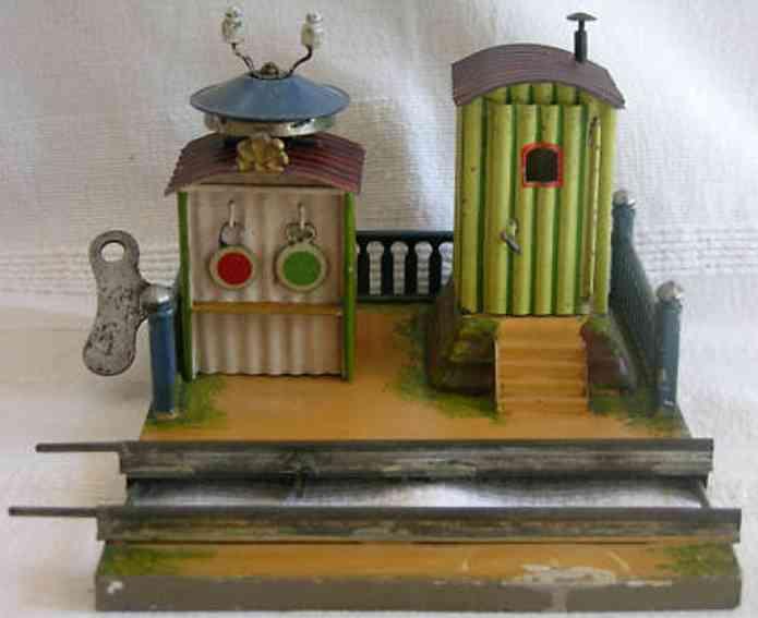 marklin maerklin 2171 railway toy line keeper's lodge warden house ringing-stall