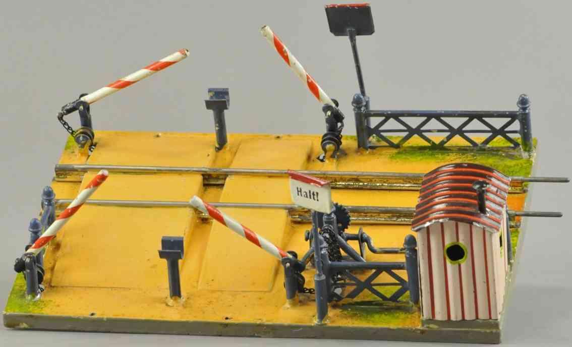 maerklin 2225/0 spielzeug eisenbahn zweiseitiger bahnuebergang