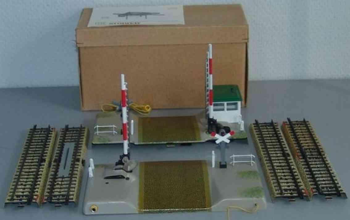 maerklin 459-2 mg spielzeug eisenbahn elektrischer bahnuebergang