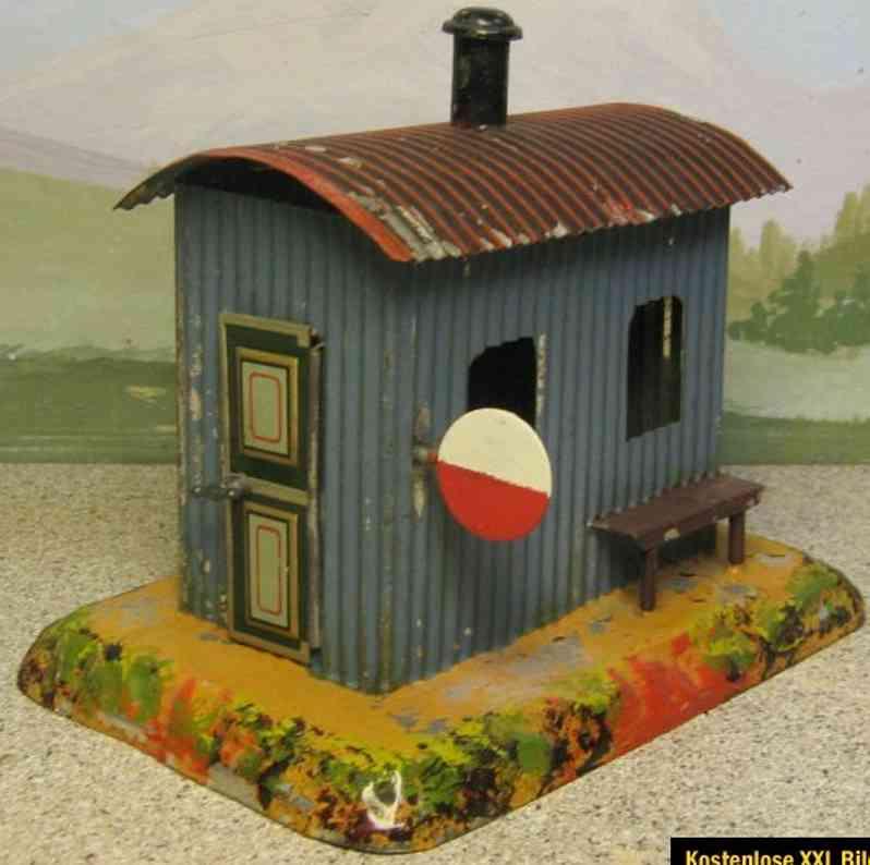marklin maerklin 8296/3 railway toy line keeper's lodge signalman's house