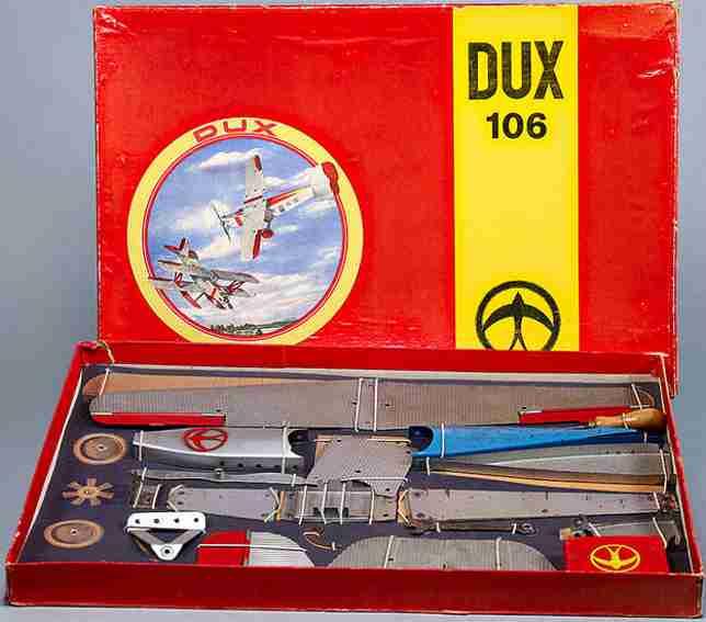 DUX 106 Flugzeugbaukasten