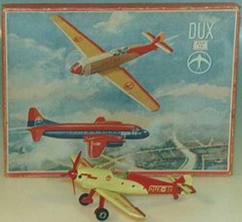 dux fw-190 metall baukasten flugzeug