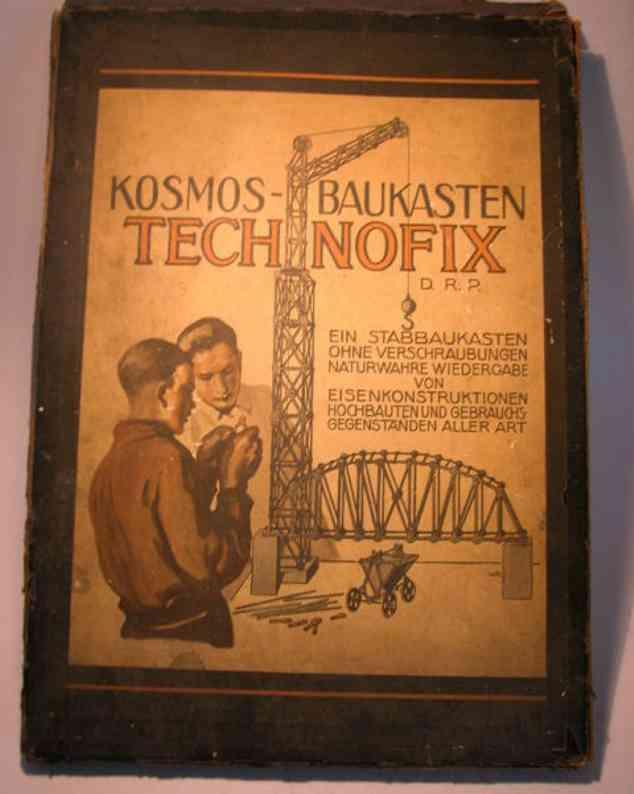 Kosmos component system TECHNOFIX