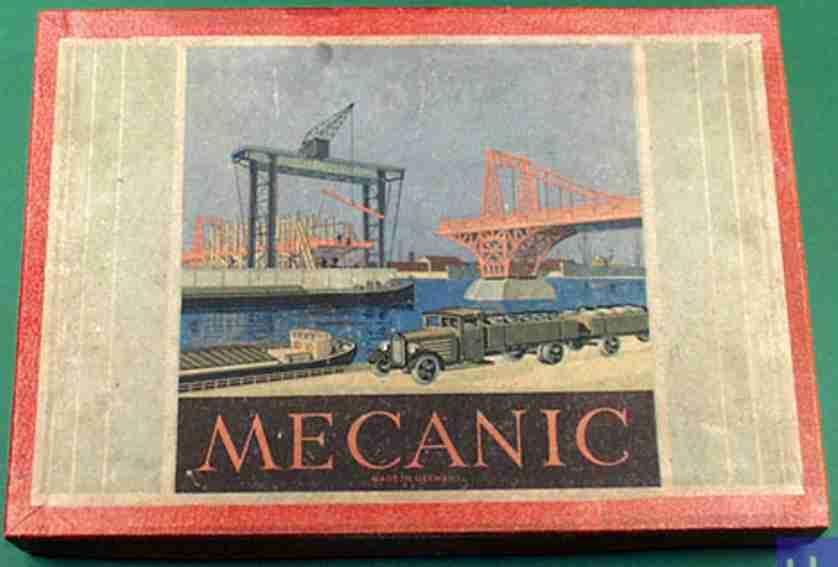 mekanik 1 metall baukasten grundkasten