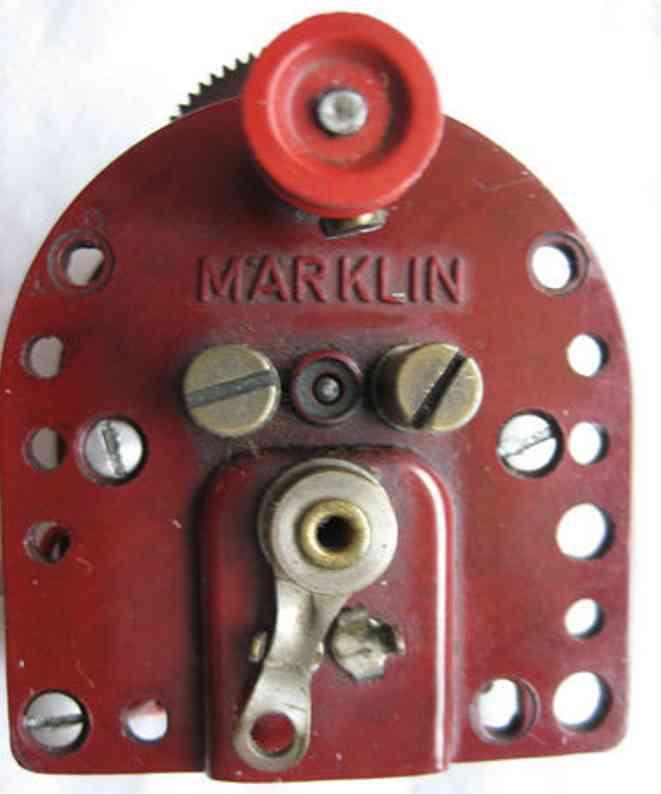 maerklin 0301 metall baukasten minex elektromotor
