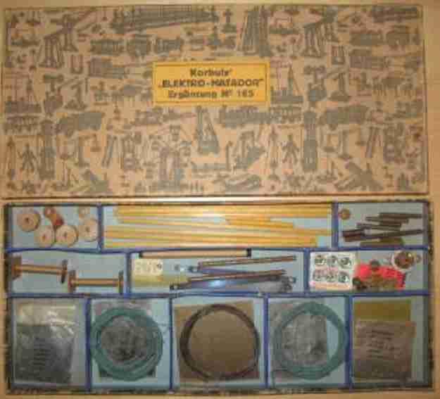 Matador 165 Elektroergänzungskasten