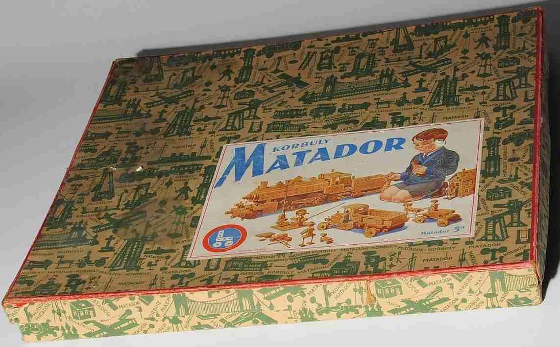Matador 5A Timber construction caste