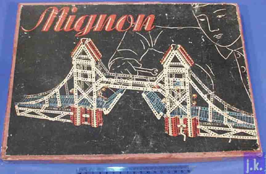 Mignon 1 Metallbaukasten