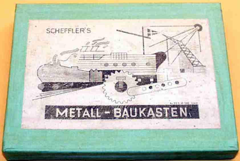 Scheffler/Burgstädter 1 Grundkasten