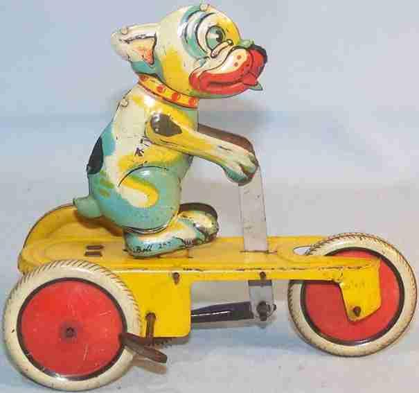 Bell Toy 255 Bonzo auf Dreirad