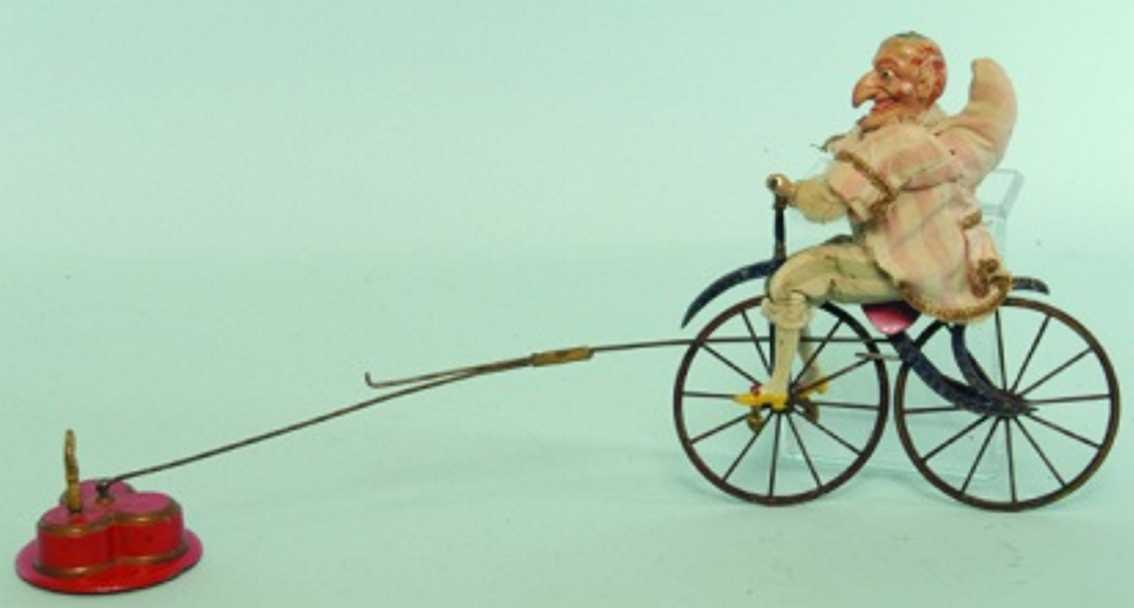 Britains Ltd. Fahrrad mit Figur