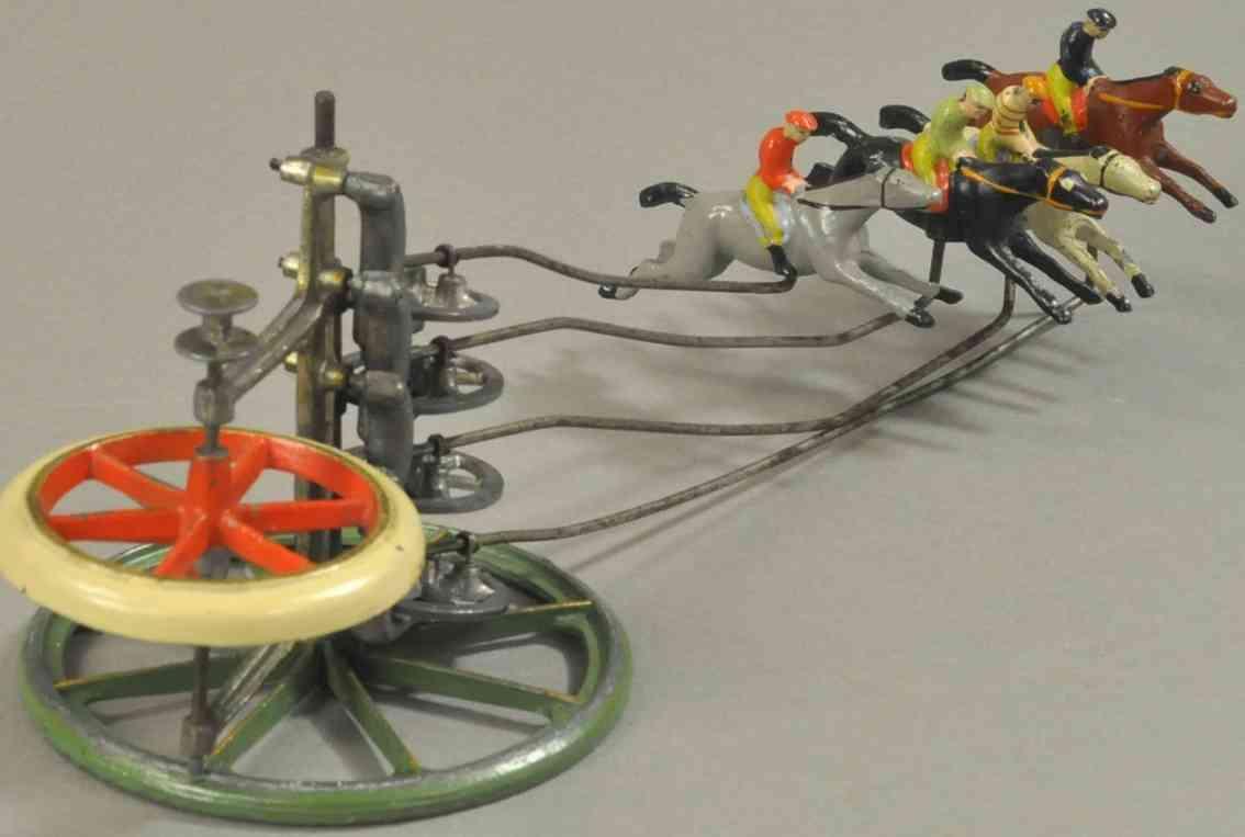 britains ltd toy blech spielzeug reiterspielzeug wettremmem pferde