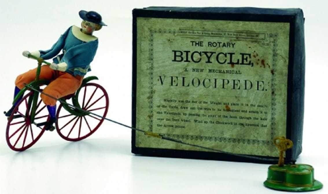 Britains Ltd. Toy Fahrradfahrer