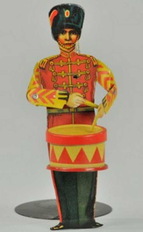 Chein Co. 109 Soldat mit Trommel