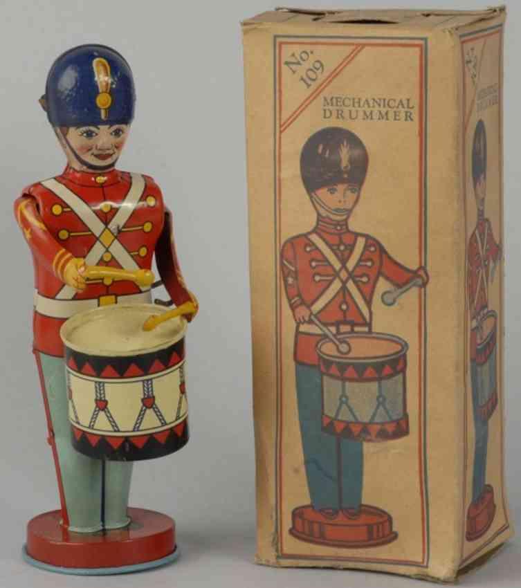 Chein Co. 109 Soldat als Trommler