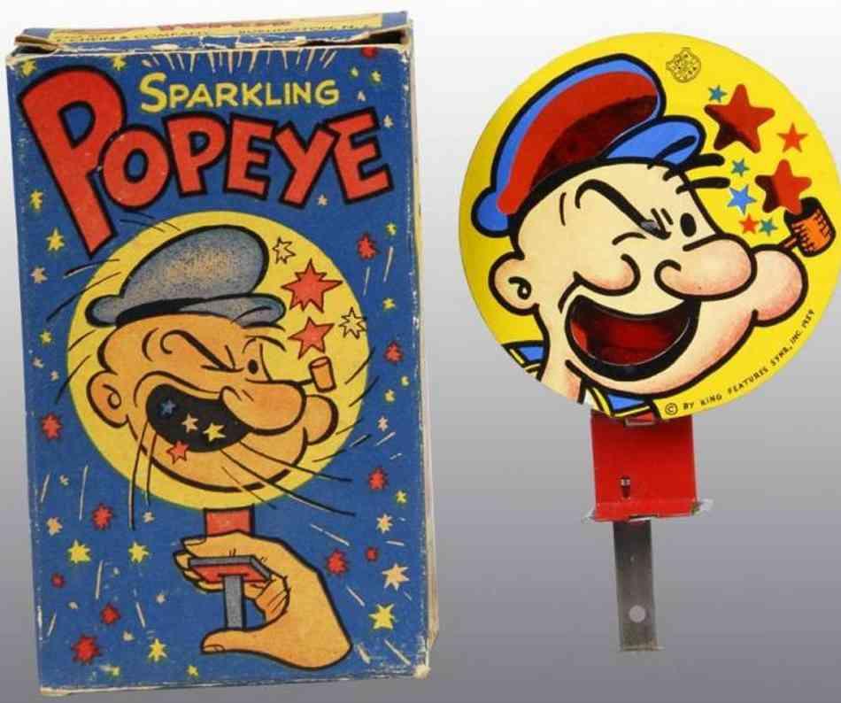 Chein 89 Popey als Funkensprüher