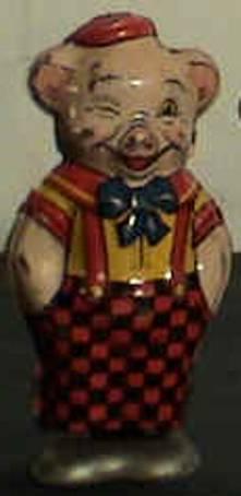 Chein Co. 156 Blinkendes Schwein