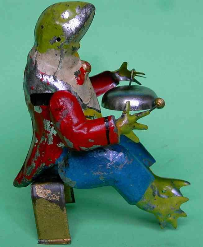 Eberl Hans Frosch  mit Glocke