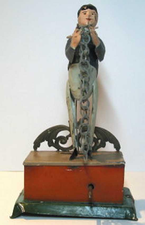 guenthermann tin toy escape artist