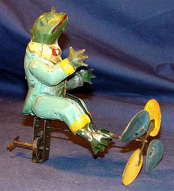 Günthermann Fliegender Frosch