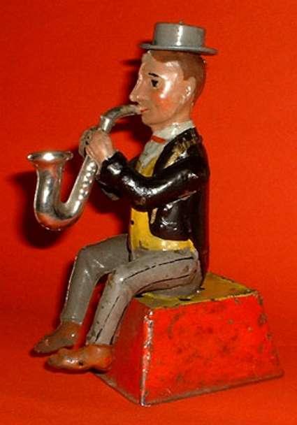 Günthermann Saxophonspieler