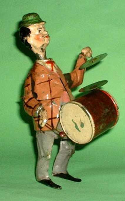 Günthermann Staßenmusikant mit Trommel