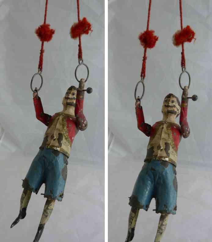 Guenthermann Acrobat with clockwork