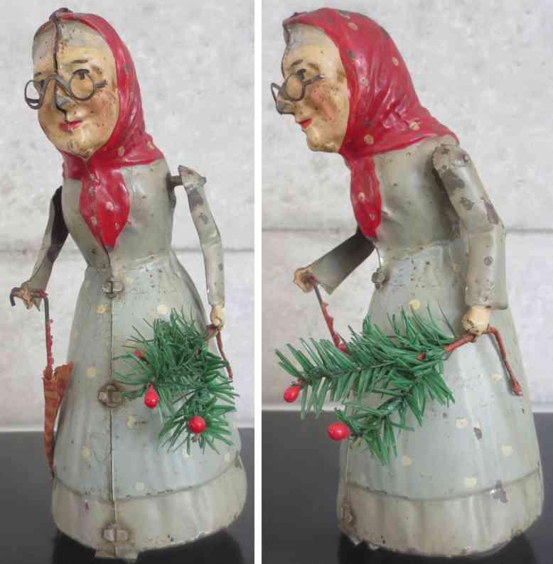 Günthermann Alte Frau