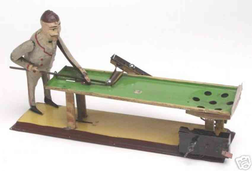 Guenthermann King of the billiards/pool toy genre