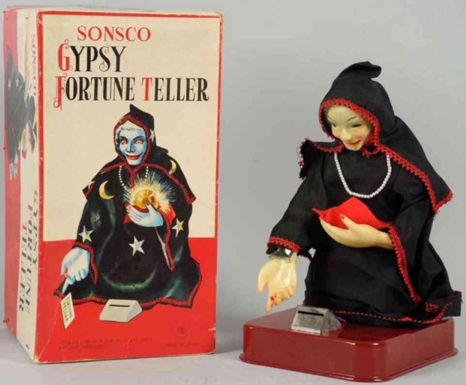 ichida toy gipsy fortune teller
