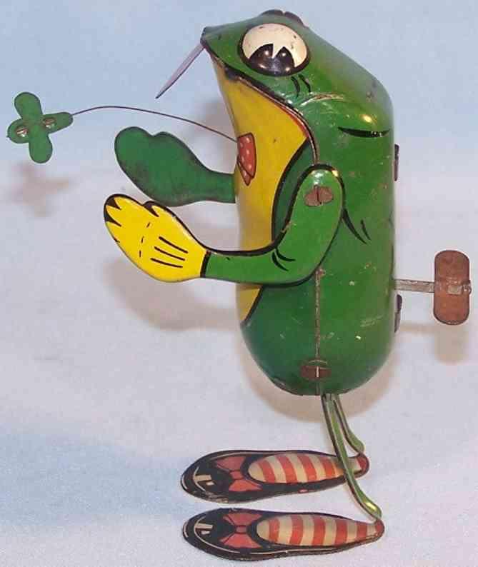 Kellermann 314 Frosch mit Fliege