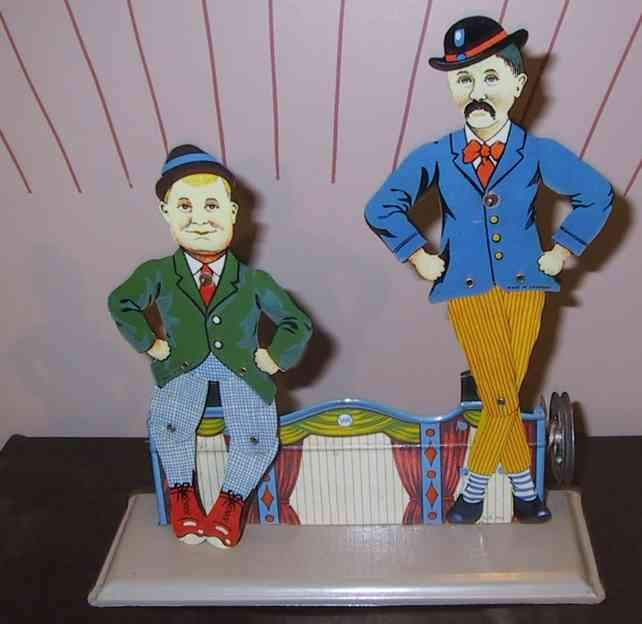 kraus-fandor tin toy thick and sillier,
