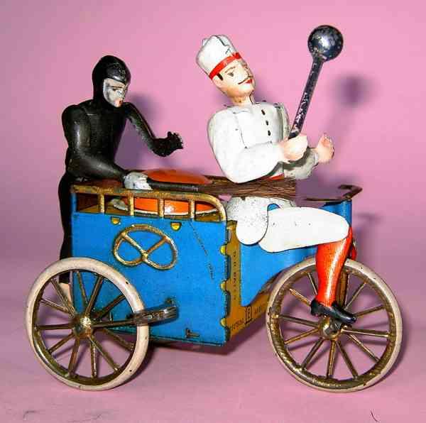 lehmann 450 tin toy baker shimney sweep