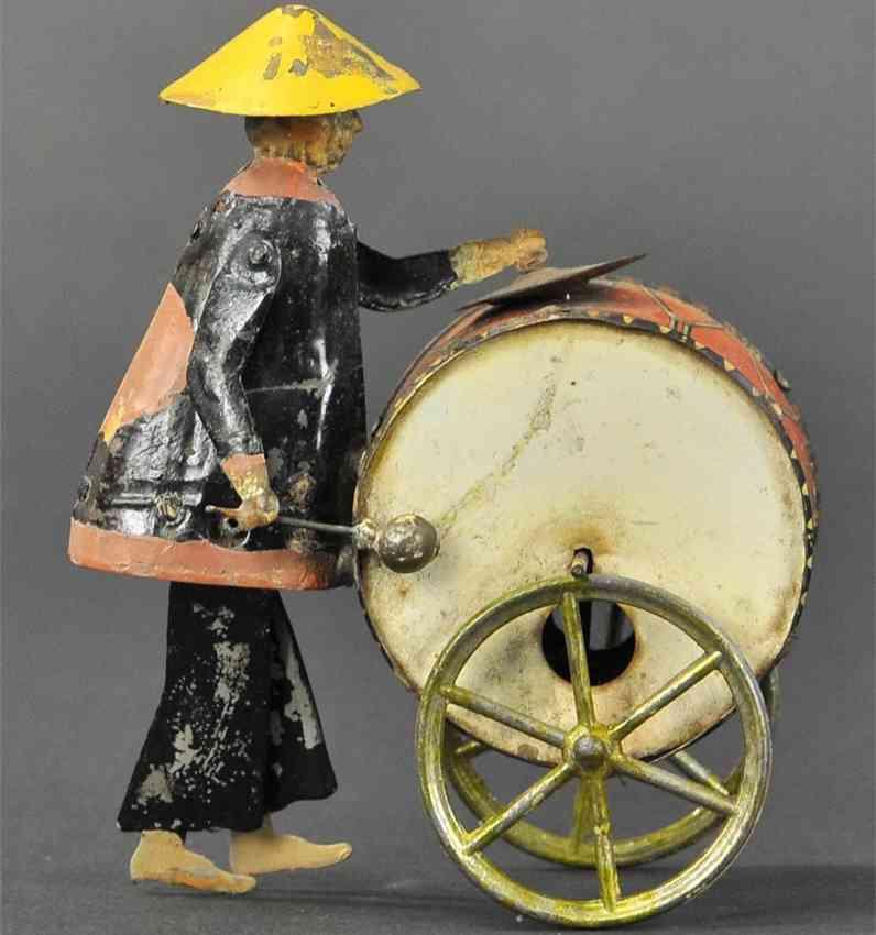 martin fernand blech spielzeug la grosse caisse mandarin mit grosser trommel