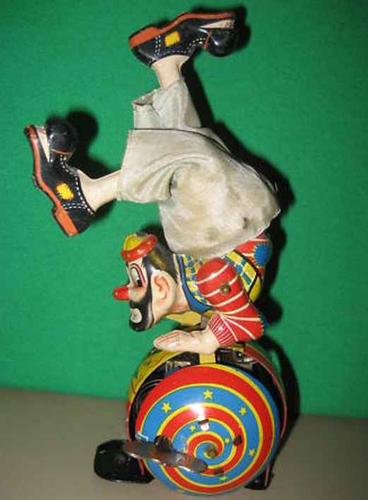 TPS Joe der Akrobat