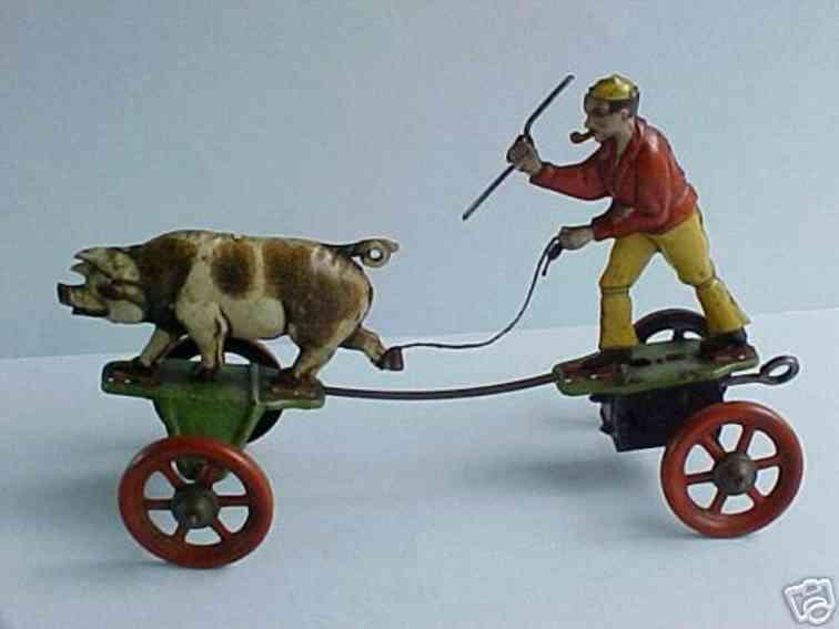 Technofix 129 Bauer und Schwein