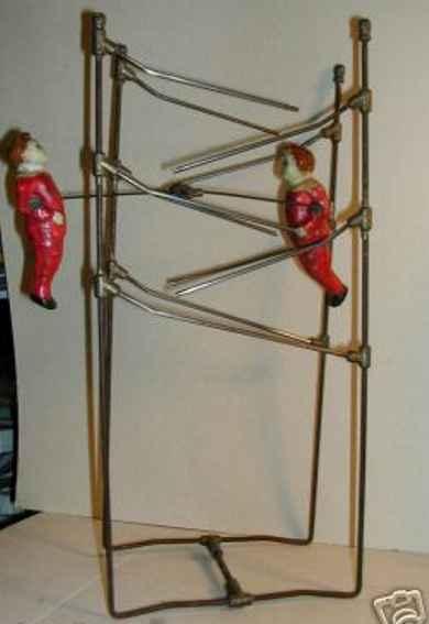 2 acrobats