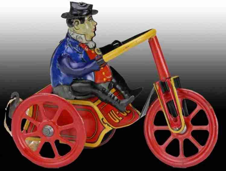 UL-UL Cycle Toy