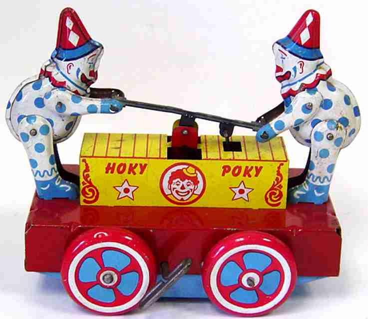 Wyandotte Clowns Hoky Pok