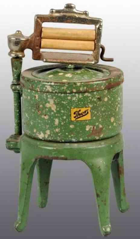 arcade spielzeug gusseisen thor waschmaschine