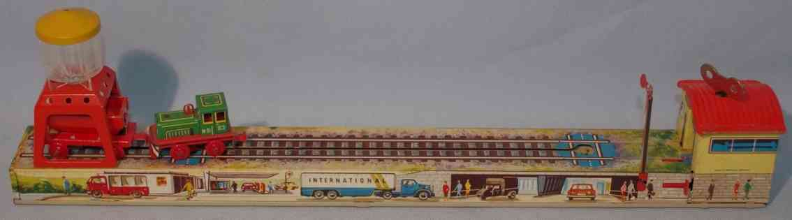 arnold lorenbahn tin toy wagon train