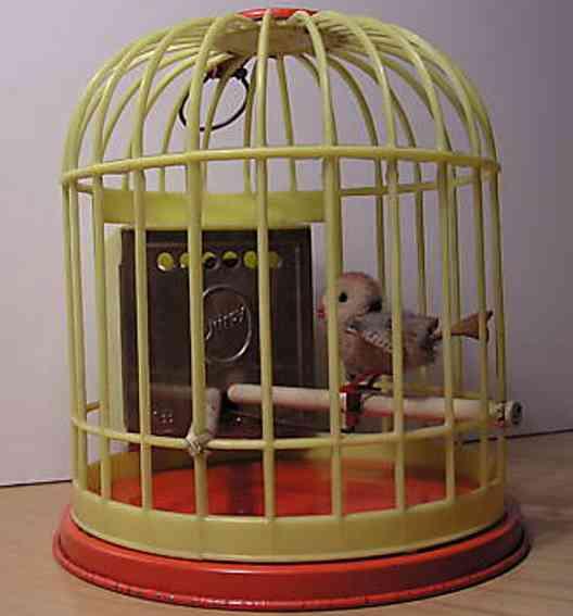 Biller Bird cage