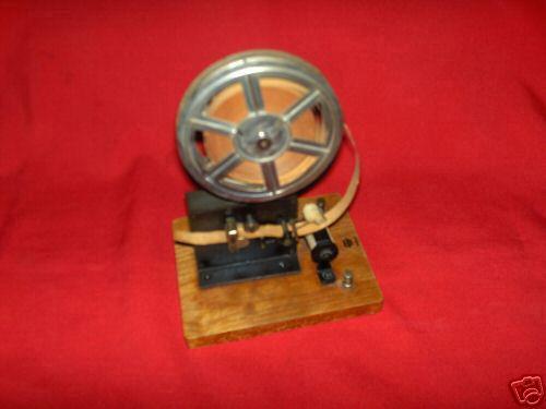 Bing 13805 Morseapparat