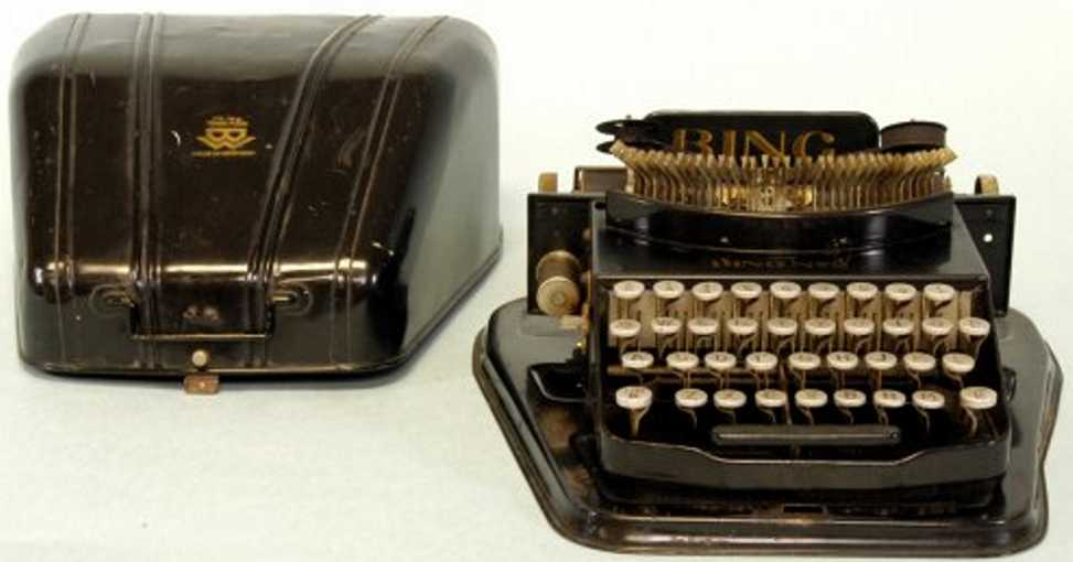 Bing 2 Schreimaschine