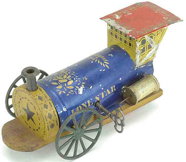 Brown George Lokomotive