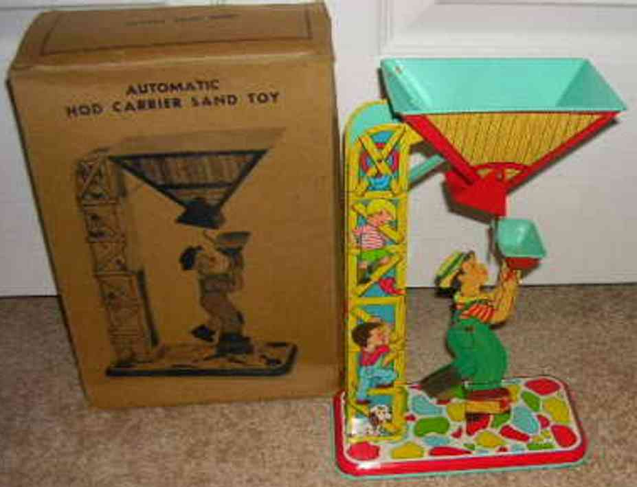 Chein Co. 69 Sand toy