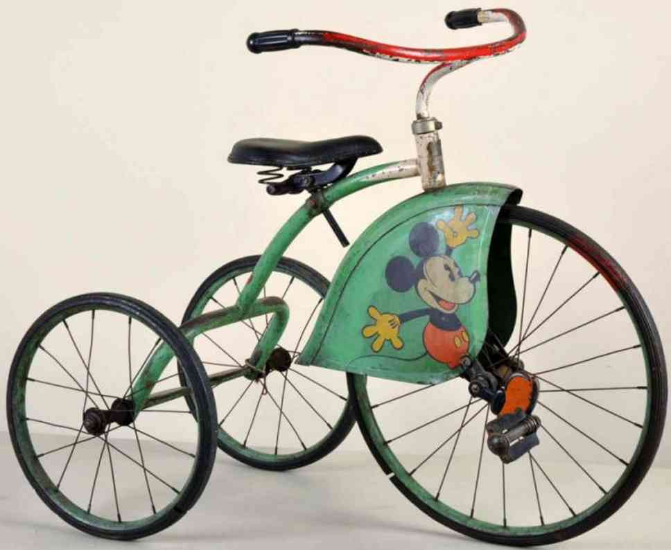 Colsen Mickey Mouse tricycle