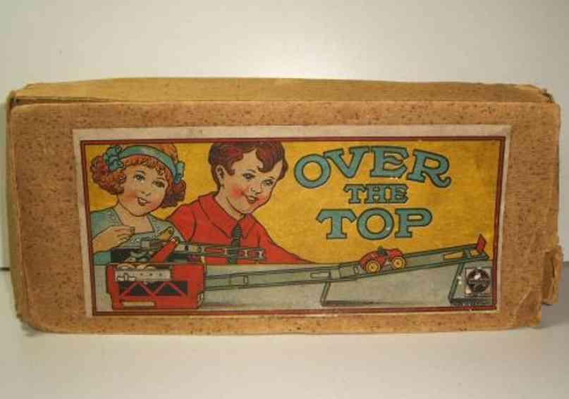 distler johann tin toy over the top cargame lifting equipment