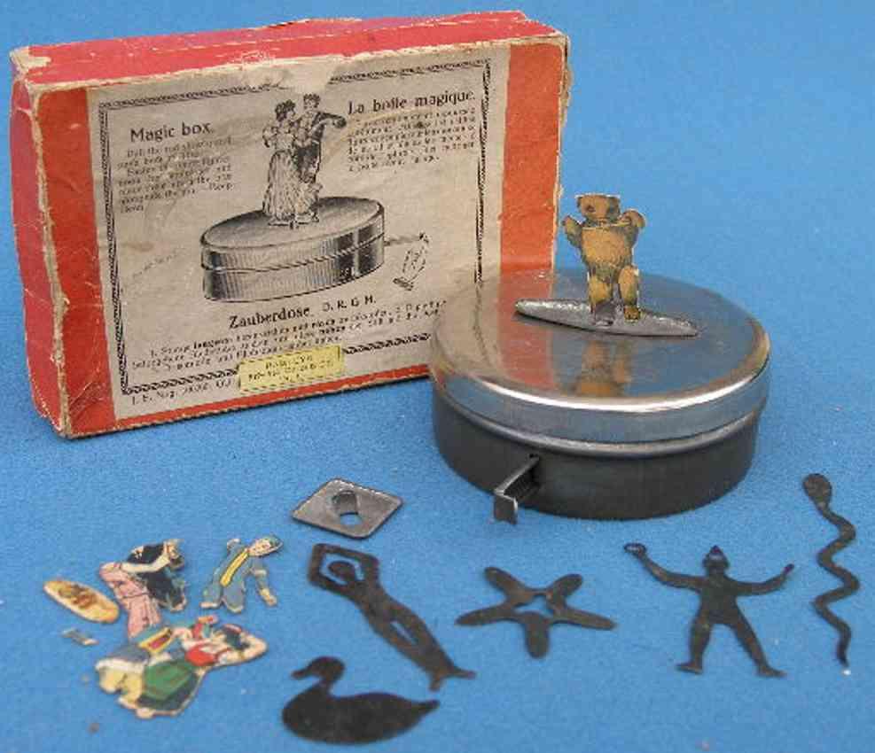Fleischmann Bayerische magische Box